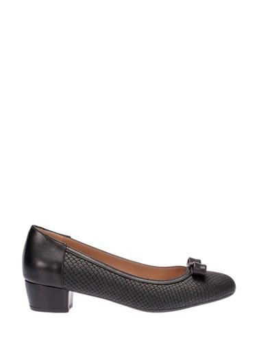 Hakiki Deri Kadın Ayakkabı-İnci